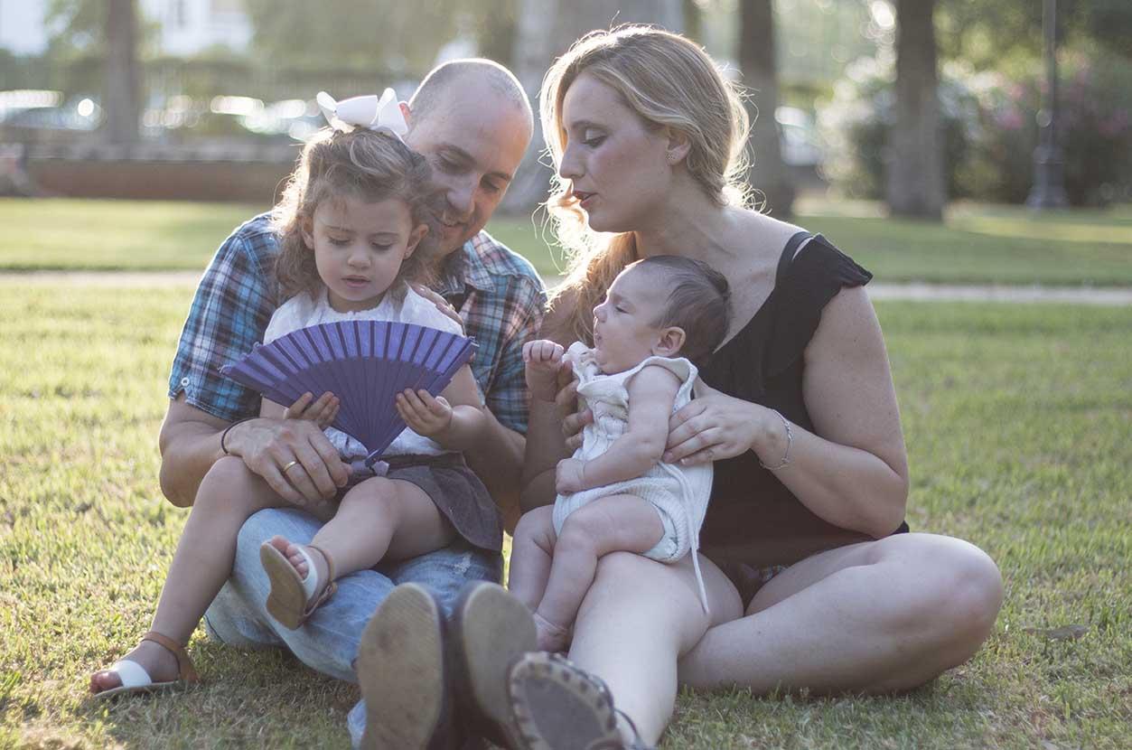 sesión de fotos familia precio